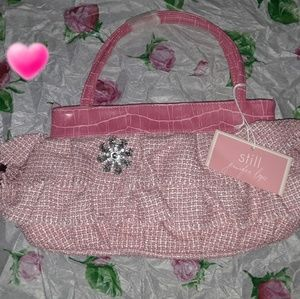 Handbags - Purse *NEW Jennifer Lopez PINK STILL